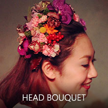 HEAD BOUQUET